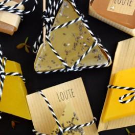 """Cadeaux d'invités """"home made"""" - Savons parfumés"""