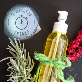 huile apaisante démangeaisons