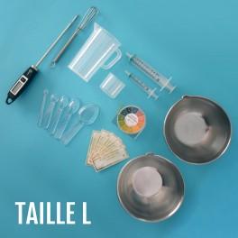 kit matériel pour cosmétique maison