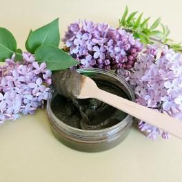 Masque exfoliant - Secret de beauté des peaux délicates