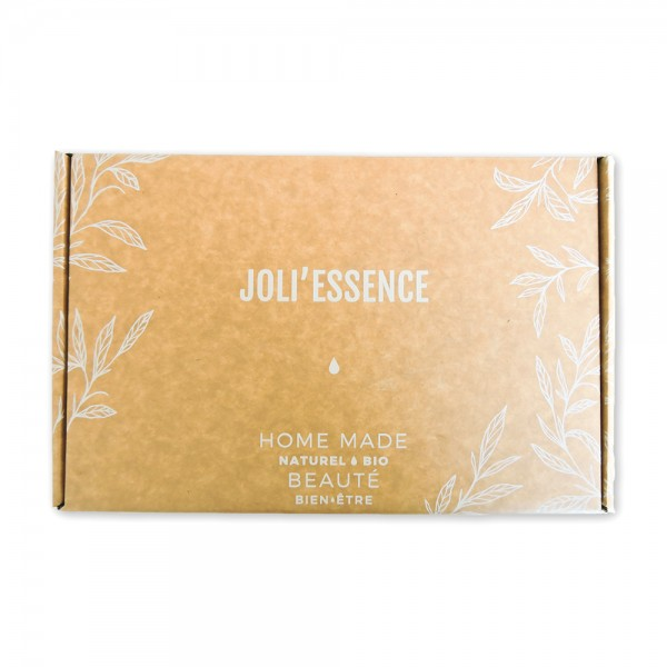 boite cadeau en kraft design Joli'Essence