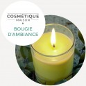 Coffret cosmétique maison Bougie