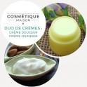 DIY crèmes naturelles