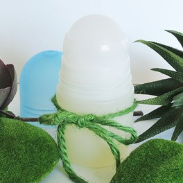 "Déodorant ""Anti-Poil"" - Souchet, Aloe & Petit grain"