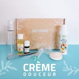 coffret cosmétique Crème douceur