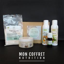 Coffret Nutrition - Peaux sèches