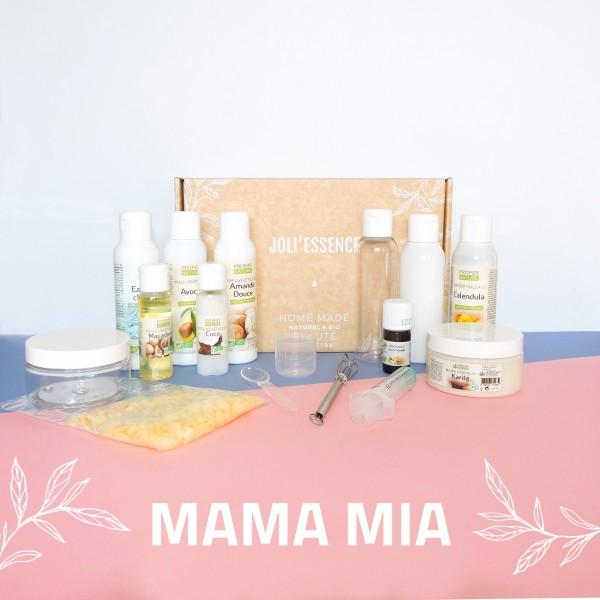 Coffret Cosmétique Maison - Mama Mia