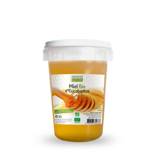Miel d'Eucalyptus BIO