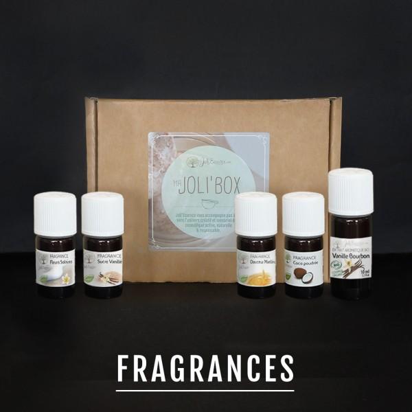 Coffret Parfums naturels