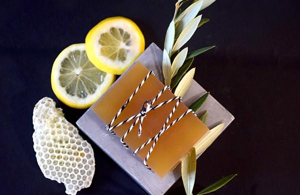 Savon purifiant Bergamote, Miel & Propolis