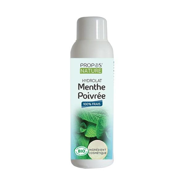hydrolat menthe poivrée bio