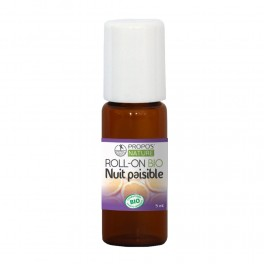 Roll-on BIO - NUIT PAISIBLE 5 ml