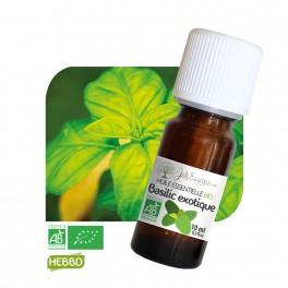 Basilic exotique BIO (AB) - Huile essentielle 10 ml