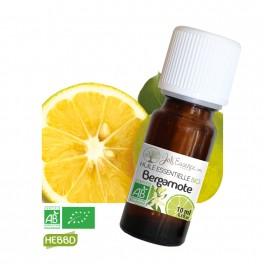 Bergamote BIO (AB) - Huile essentielle 10 ml