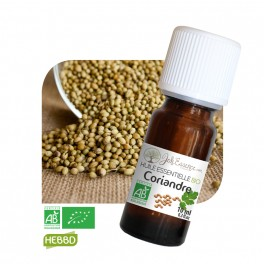 huile essentielle coriandre bio