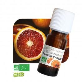huile essentielle mandarine rouge bio