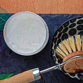 Cake-vaisselle Menthe citronnée