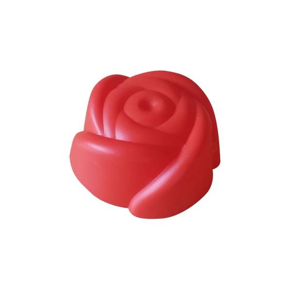 Moule à savon en silicone - Rose
