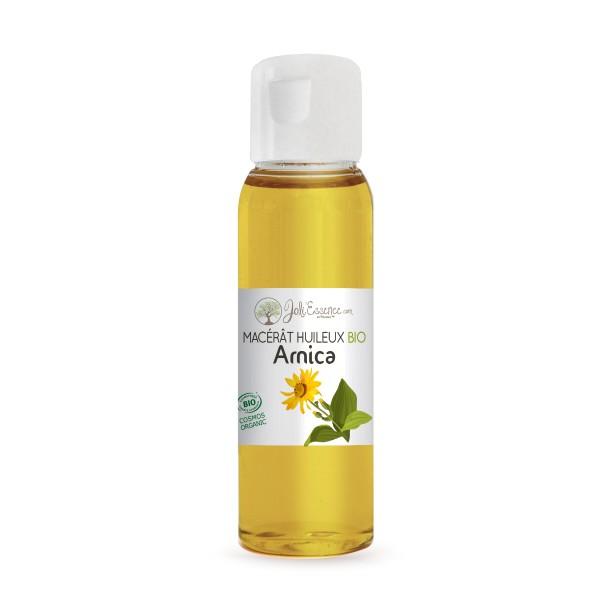 huile d'arnica bio