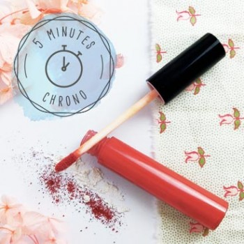 2 en 1 : Blush et soin teinté<span>rose scintillante</span>