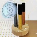 Eye Liner Pailleté simplissime - Argent / Or / Bronze