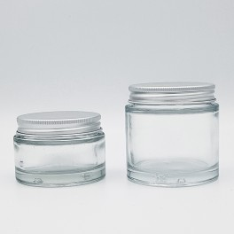 Pot Olympe en verre - 50ml / 100ml