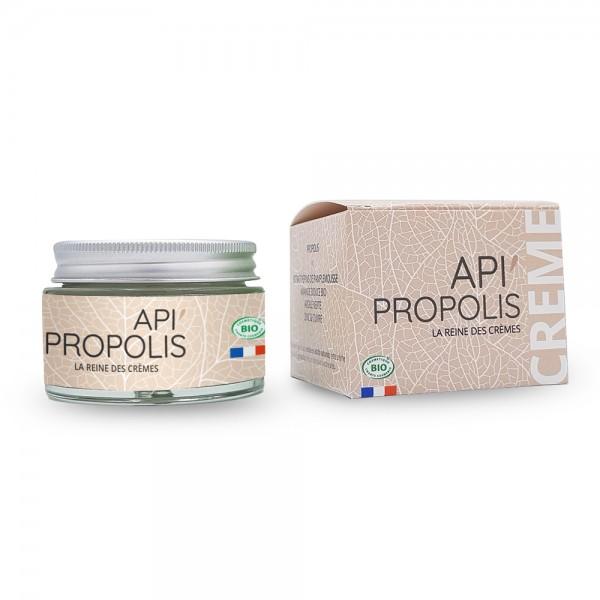 Crème visage API'PROPOLIS BIO