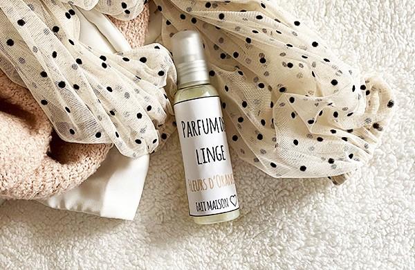 Parfum de linge - Fleurs d'oranger