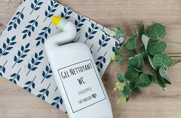Gel Nettoyant WC - Eucalyptus
