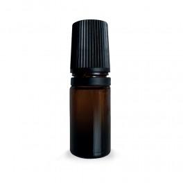 Roll-on en verre ambré et bille inox - 5 ml