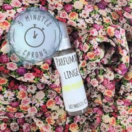 Parfum de linge - Jasmin printanier
