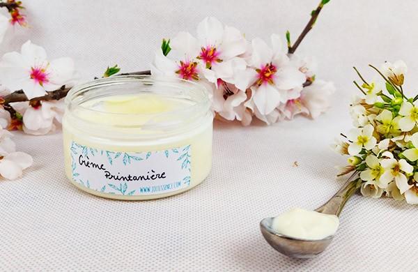 Crème Printanière - Jasmin & Bergamote