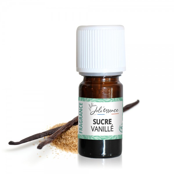 Sucre vanillé - Fragrance naturelle 5 ml