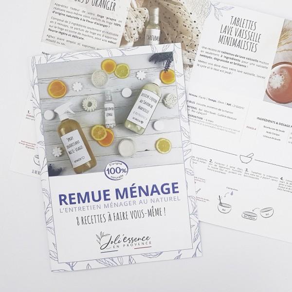 Guide recettes Remue ménage