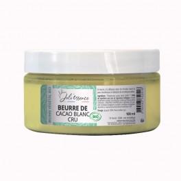 Beurre de Cacao Blanc cru BIO - 100 ml