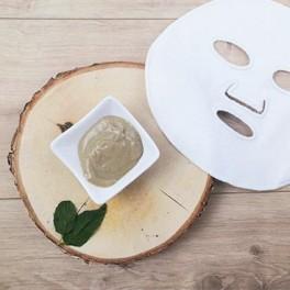 Concentré matifiant pour masque en tissu
