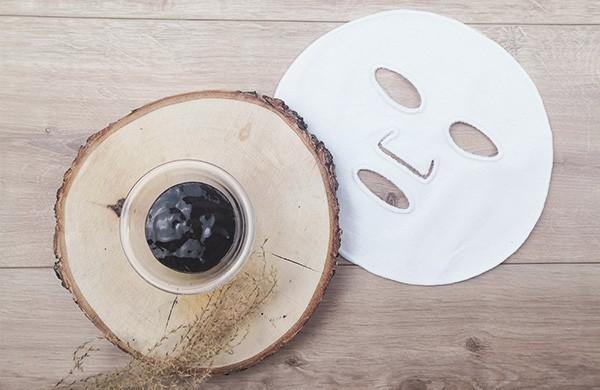 Concentré purifiant au Charbon pour masque en tissu