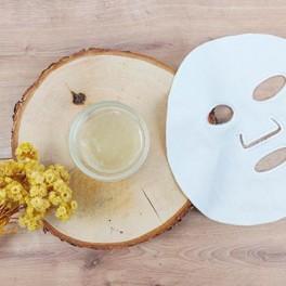 Concentré régénérant pour masque en tissu