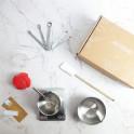 Coffret accessoires zéro déchets