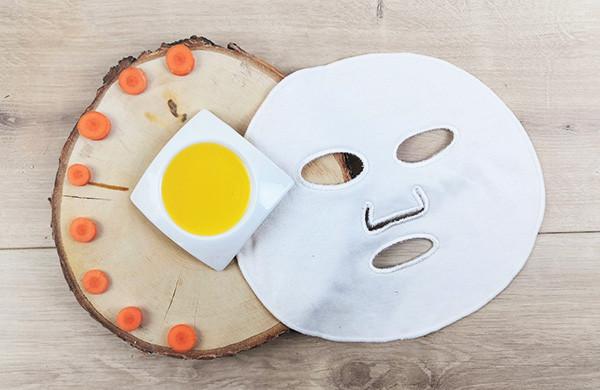Concentré Prolongateur de Bronzage pour masque en tissu