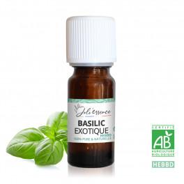 huile essentielle basilic bio