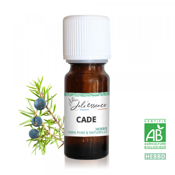 huile essentielle de bois de cade bio
