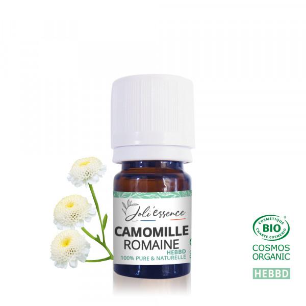 Huile essentielle Camomille Romaine BIO
