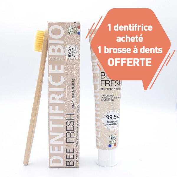 Dentifrice BEE'FRESH BIO