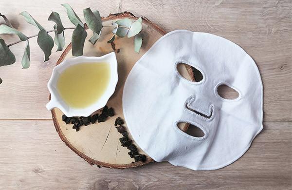 Concentré anti-imperfections pour masque en tissu