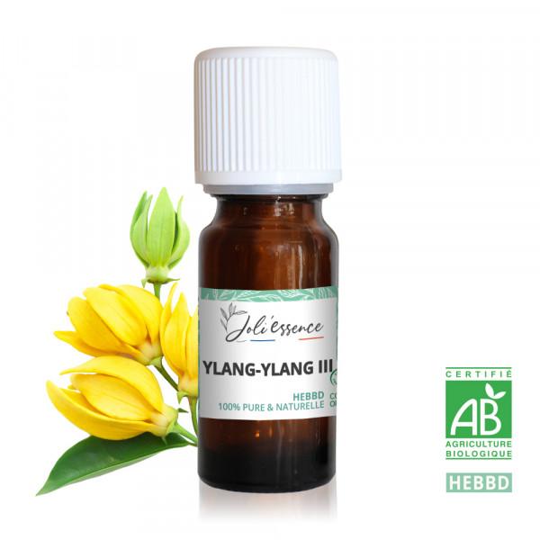 huile essentielle ylang ylang bio