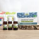Aroma'kit Hiver - 3 huiles essentielles