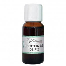 Protéines de riz hydrolysées - 20 ml