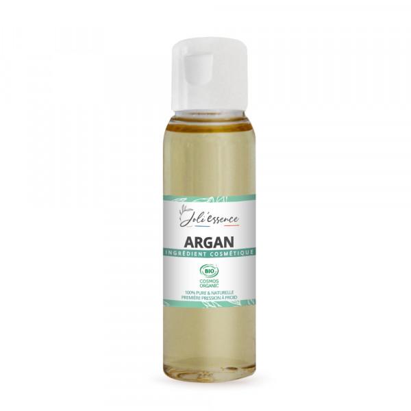 huile végétale argan bio