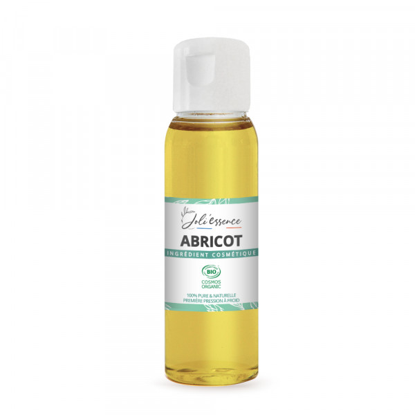 huile d'abricot bio 30 ml